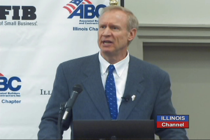 Gov Rauner is a no-show at the Republican National Convention