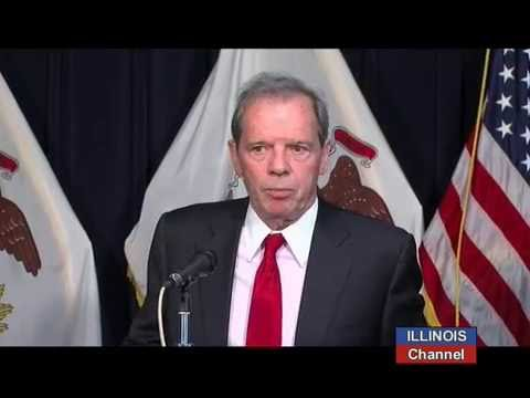 June 8, 2016: Sen Cullerton advises the Governor to drop his budget rhetoric
