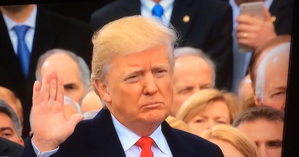 trump-takes-oath