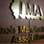 IL Manufacturing Assn sign